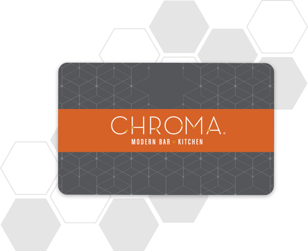 Chroma Gift Card
