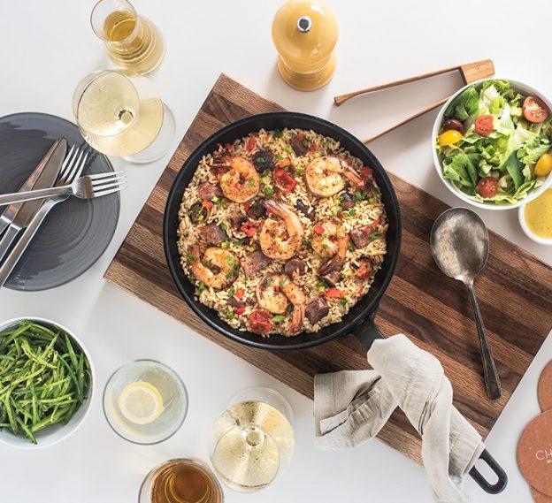 Modern American Food and Wine