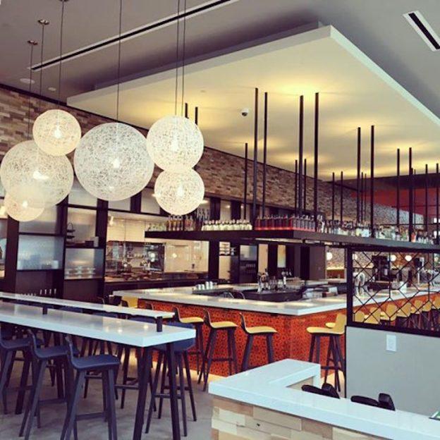Luxury Modern Seating at Chroma Modern Bar & Kitchen