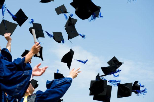 graduation celebration
