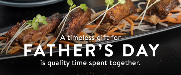 Father's Day Reservations