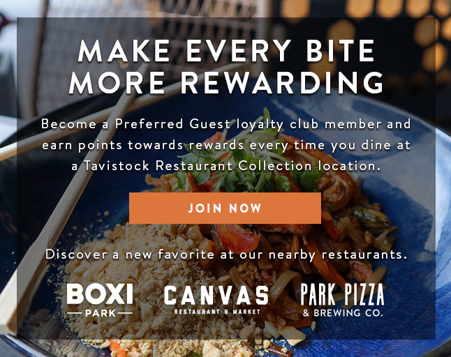 Join Preferred Guest to get rewards